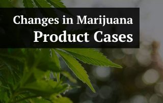 Changes in Pinellas County Marijuana and THC Product Cases