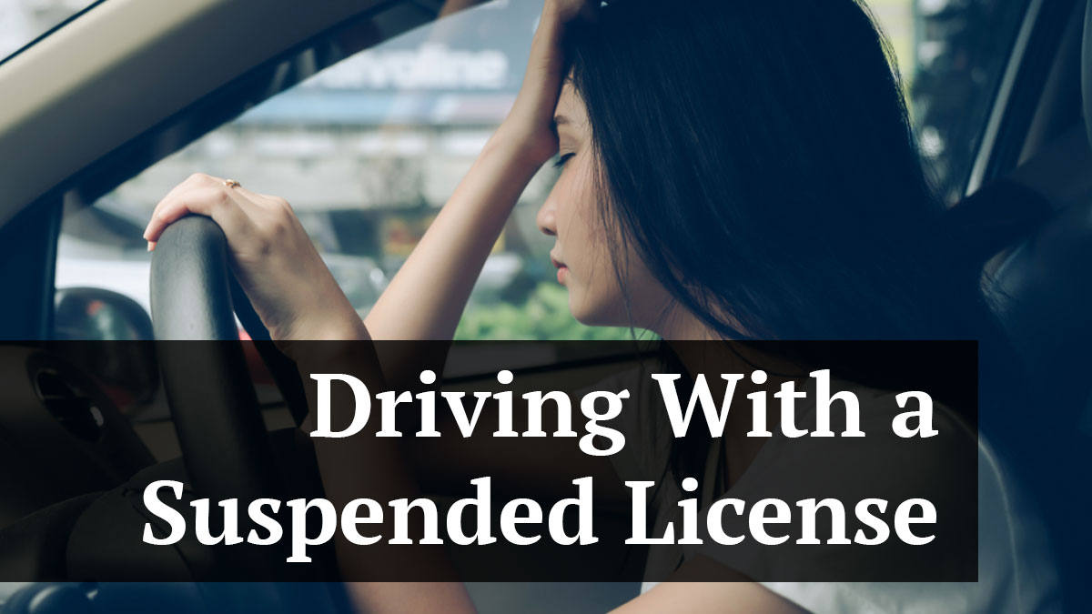 Guide to Pinellas County Driving on Suspended License Charges