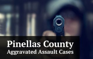 Guide to Pinellas County Aggravated Assault Cases