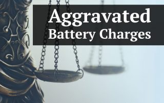 Guide to Pinellas County Aggravated Battery Charges