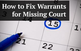 How to Fix Warrants for Missing Court in Pinellas County, Florida