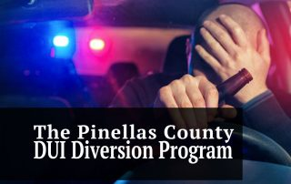 The Pinellas Country DUI Diversion Program